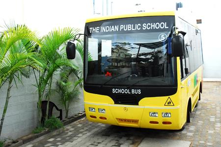 Transportation The Indian Public School Chennai